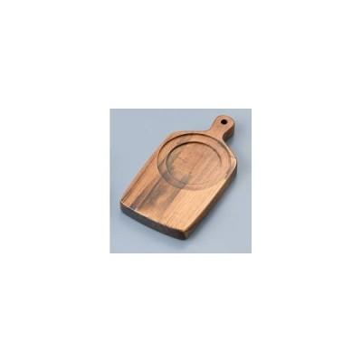 アイアンクラフト  南部鉄器 ハットパン用木台 スクエア L