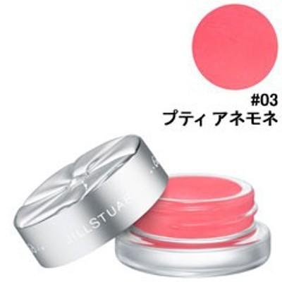 ジルスチュアート JILLSTUART チーク&アイブロッサム #03 プティ アネモネ 4g 化粧品 コスメ