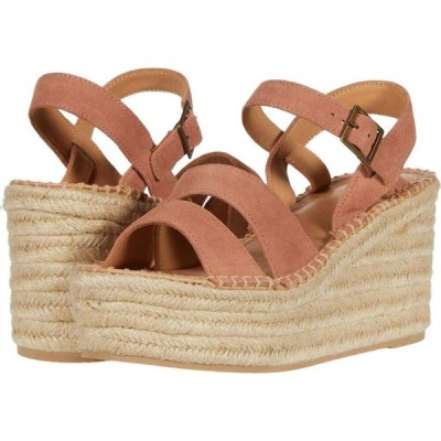 ソルドス Soludos レディース サンダル・ミュール ウェッジソール シューズ・靴 Como Platform Wedge Sahara Pink