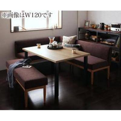 ダイニングテーブルセット 6人用 コーナーソファー L字 l型 ファミレス風 ベンチ 椅子 おしゃれ 安い 北欧 食卓 カウチ 4点 ( 机+ソファ1