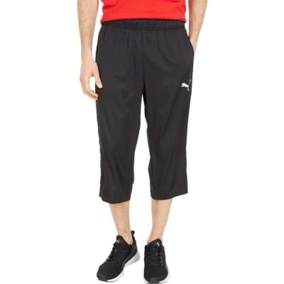プーマ PUMA メンズ ボトムス・パンツ Active Woven 3/4 Pants PUMA Black