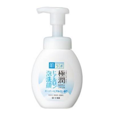 【ロート製薬】 肌ラボ 極潤 ヒアルロン泡洗顔 160mL 【化粧品】