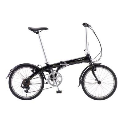 即納!送料無料!期間限定ポイント5倍!  2017年モデル DAHON ダホン Vybe D7 ヴァイブ D7 オブシディアンブラック 折り畳み自転車