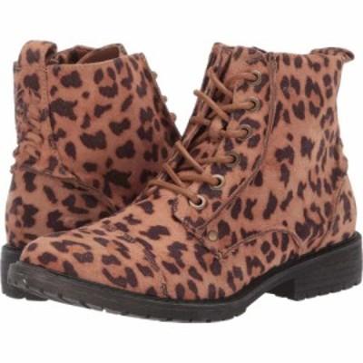 ビラボン Billabong レディース ブーツ シューズ・靴 Willow Way Boot Cheetah