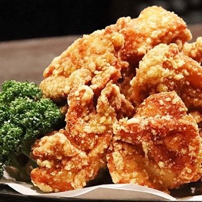 居酒屋のビッグサイズ唐揚げ!【200g×4パック】鹿児島県産 桜島どり使用 鶏肉 からあげ