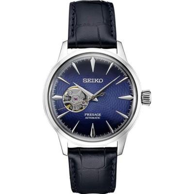 Seiko SSA405 Presage Men's Watch Blue 40.5mm Stainless Steel