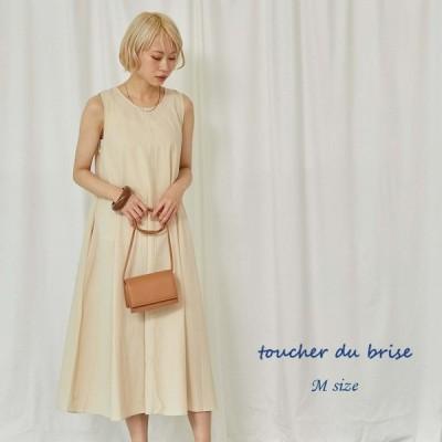 セール Mサイズ Aラインワンピースレディース トウシェドブリーズ  婦人服 ファッション20代 30代 40代 おしゃれ 韓国風返品交換不可