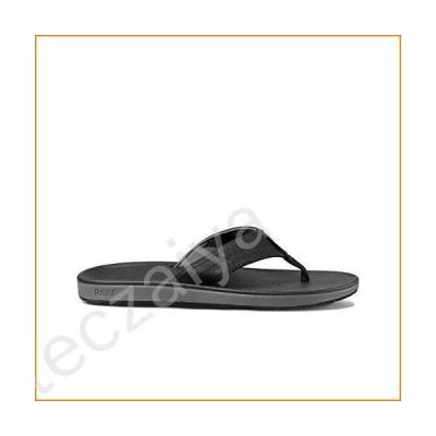 [リーフ] メンズ サンダル ジャーニヤー US サイズ: 11 カラー: ブラック【並行輸入品】