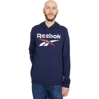 リーボック Reebok メンズ スウェット・トレーナー トップス Training Essentials Sweatshirt Vector Navy