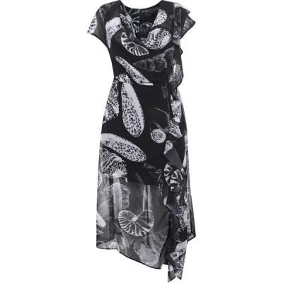 レリジョン Religion レディース パーティードレス ワンピース・ドレス titan dress Frame Print