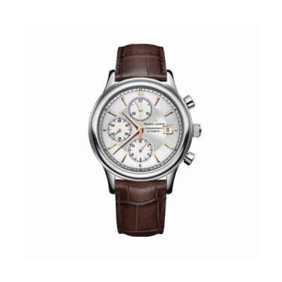 腕時計 モーリスラクロア メンズ Maurice Lacroix LC6158 SS001 130 Men's Les Classiques Silver Tone Automatic