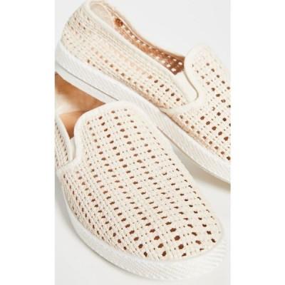 リビエラ Rivieras メンズ ローファー シューズ・靴 nice matin beige slip on shoes Beige