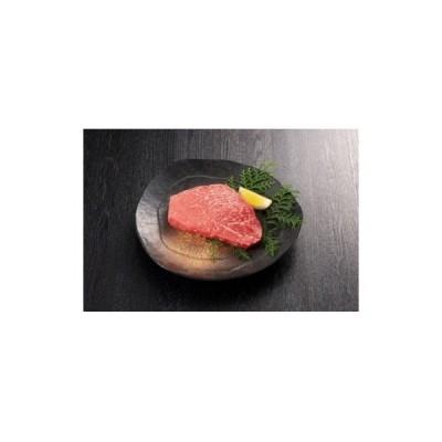 宗像市 ふるさと納税 【A5ランク】博多和牛モモ赤身ステーキ150g×2枚(ジャポネソース付)_PA0189