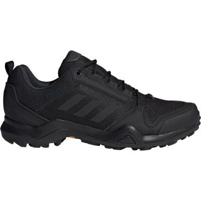 アディダス ブーツ&レインブーツ シューズ メンズ adidas Men's Terrex Ax3 Gore-Tex Hiking Shoes Black/Black/Carbon