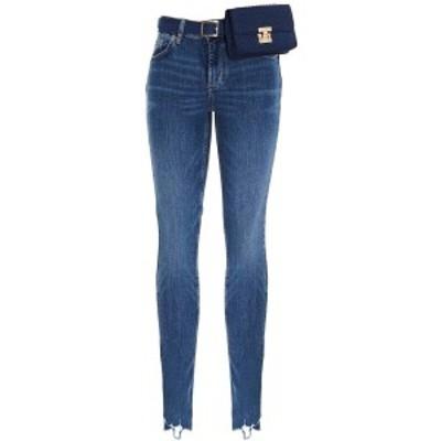 LIU JO/リュー ジョー Blue Deal regular jeans レディース 春夏2021 UA1001D439178143 ju