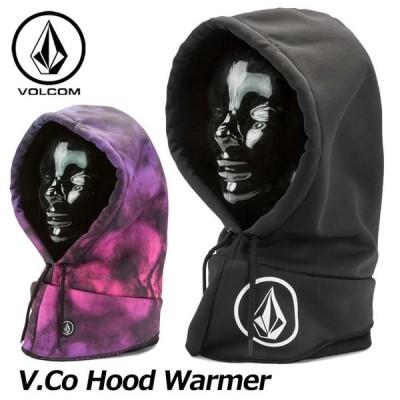 18-19 volcom ボルコム メンズ フェイスマスク スノーボード 【V Co Hood Warmer 】 J5551901   【返品種別OUTLET】