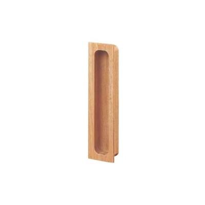 丸喜金属 W-04 900 シラキウッド ランザン引手 サイズ:90 1個