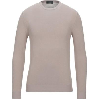 ザノーネ ZANONE メンズ ニット・セーター トップス Sweater Khaki