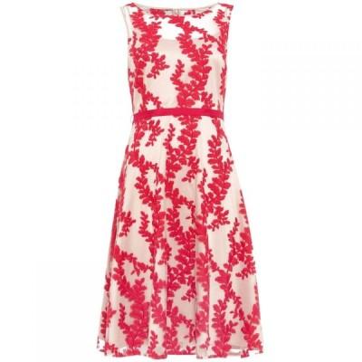 フェーズ エイト Phase Eight レディース ワンピース ワンピース・ドレス Adele Embroidered Dress Hot Pink