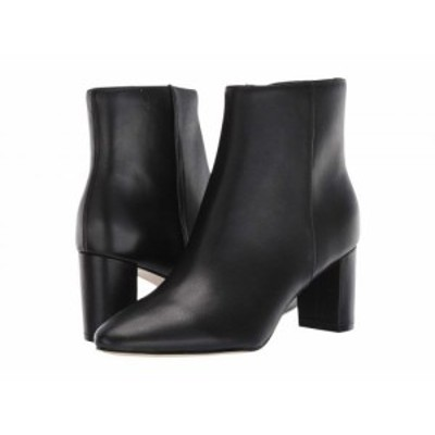Nine West ナインウエスト レディース 女性用 シューズ 靴 ブーツ アンクル ショートブーツ Trin Bootie Black【送料無料】