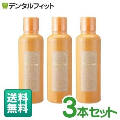 マウスウォッシュ プロポリンス / ボトルタイプ レギュラータイプ 3本セット(1本/600ml)