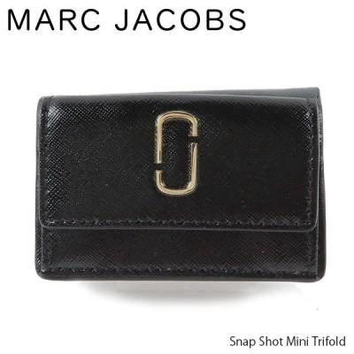 MarcJacobs マークジェイコブス M0014492 三つ折り財布 Mini Trifold