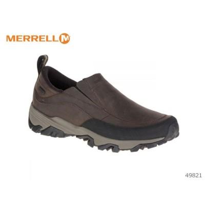 メレル MERRELL コールドパック アイスプラス モック ウォータープルーフ COLDPACK ICE+ MOC WATERPROOF 49821 メンズ スニーカー スリッポン