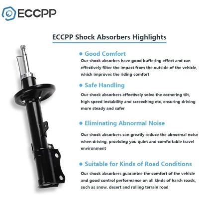 Shocks Struts,ECCPP Rear Shocks Absorbers Kits for Lexus Fits 1990 199