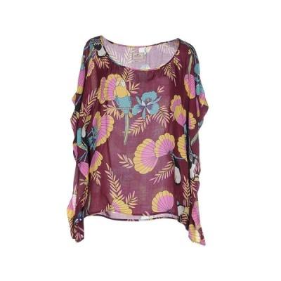 REPLAY ブラウス ファッション  レディースファッション  トップス  シャツ、ブラウス  長袖 ディープパープル