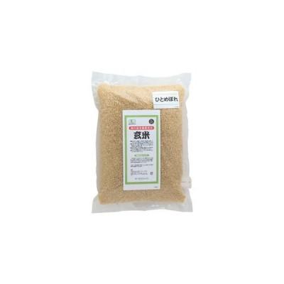 オーサワ 有機栽培米 国内産 玄米 ひとめぼれ 2kg ×5個 EAN: 4932828022024