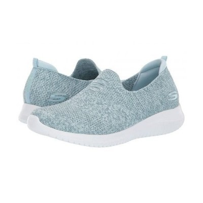 SKECHERS スケッチャーズ レディース 女性用 シューズ 靴 スニーカー 運動靴 Ultra Flex - Harmonious - Blue