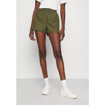 メイドウェル レディース ファッション PULL ON - Shorts - desert olive