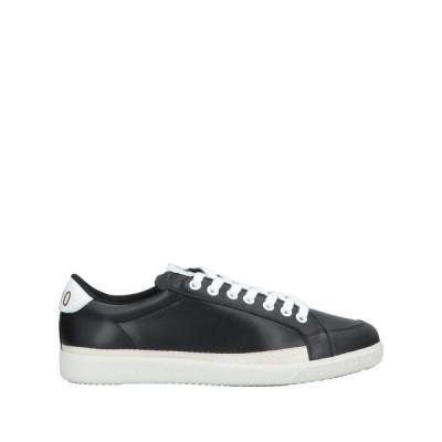パントフォラドーロ Pantofola d'oro  メンズ スニーカー シューズ 靴 ブラック