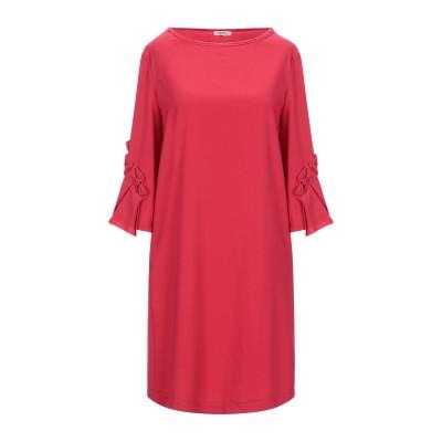 リュー ジョー LIU •JO ミニワンピース&ドレス レッド 38 ポリエステル 89% / ポリウレタン 11% ミニワンピース&ドレス