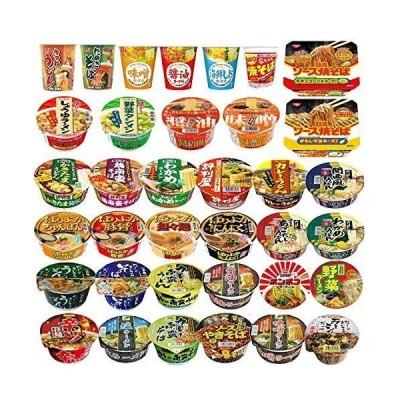 カップ麺 レギュラーサイズ 30種 30食セット