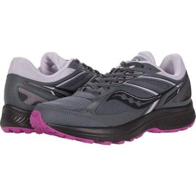 サッカニー Saucony レディース ランニング・ウォーキング シューズ・靴 Cohesion TR14 Charcoal/Lilac