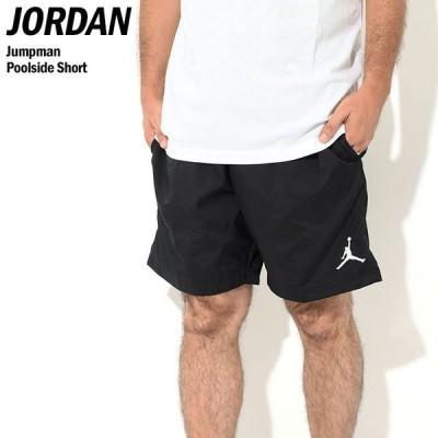 ジョーダン ハーフパンツ JORDAN メンズ ジャンプマン プールサイド ショーツ (Jumpman Poolside Short JORDAN BRAND 水陸両用 水着 CZ4751)