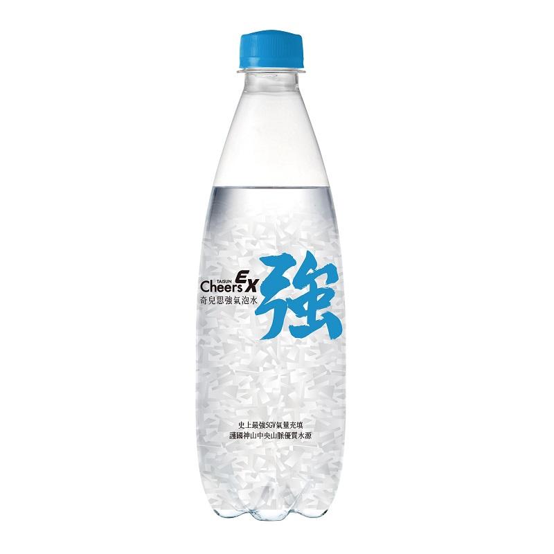 奇而思 Cheers EX 強氣泡水 500ml