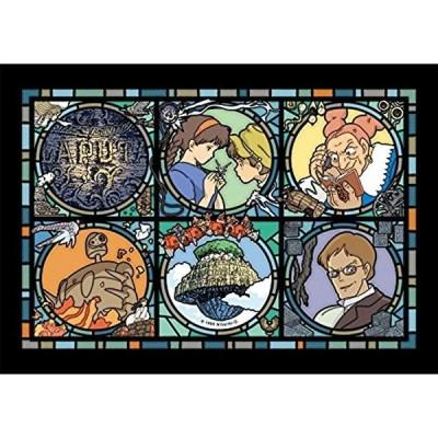 208ピース ジグソーパズル 天空の城ラピュタ 天空の城便り アートクリスタルジグソー 208-AC14(18.2x25.7cm)
