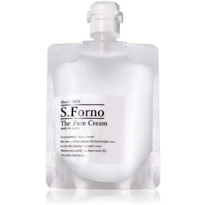 【S.Forno(エスフォルノ)】 The Face Cream 4つの幹細胞配合 高保湿乳液 100mL