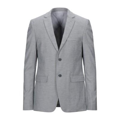 YES ZEE by ESSENZA テーラードジャケット ホワイト 54 コットン 98% / ポリウレタン 2% テーラードジャケット