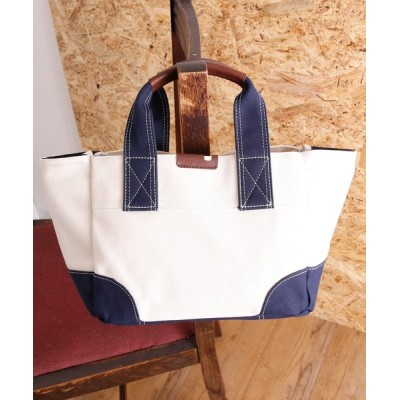 ability / Butler Verner Sails バトラーバーナーセイルズ / No. 8 canvas mini tote bag 8号キャンバスミニトートバッグ / JA-2465 MEN バッグ > トートバッグ