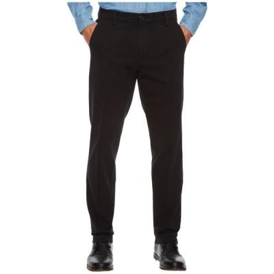 ドッカーズ メンズ スキニー・スリム ボトムス・パンツ Slim Tapered Fit Workday Khaki Smart 360 Flex Pants Black