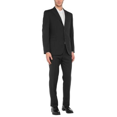 タリアトーレ TAGLIATORE スーツ スチールグレー 52 スーパー120 ウール 100% スーツ