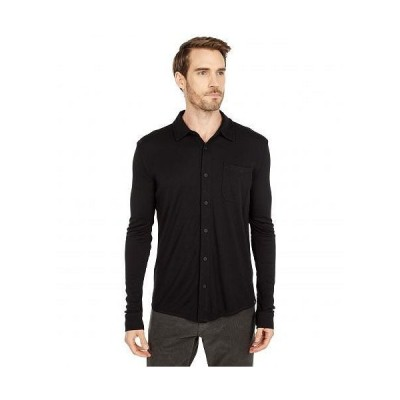 Smartwool スマートウール メンズ 男性用 ファッション ボタンシャツ Merino Sport 250 Long Sleeve Button-Up - Black
