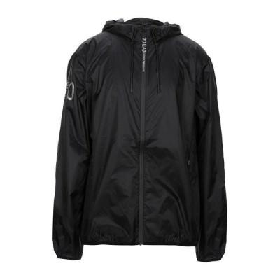 EA7 ブルゾン ファッション  メンズファッション  ジャケット  その他ジャケット ブラック