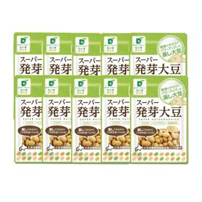 だいずデイズ スーパー発芽大豆<100g> 1ケース(10入)