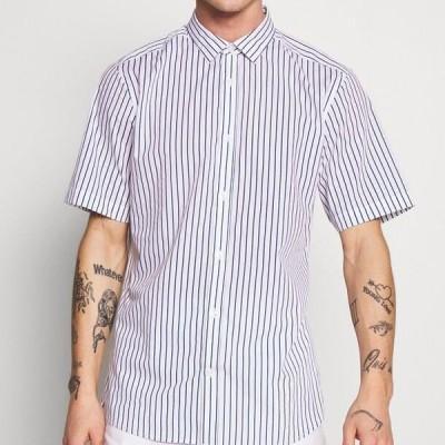 メンズ シャツ ONSSANE POPLIN - Shirt - white