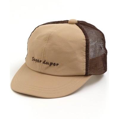 F.O.Online Store / シンプルメッシュキャップ KIDS 帽子 > キャップ
