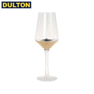 DULTON LUNAR GLASS WINE (品番:K861-1030WN) ダルトン インダストリアル アメリカン ヴィンテージ 男前 ルーナー グラス ワイン